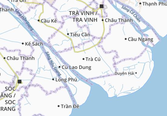 Mapas-Planos Ngãi Xuyên