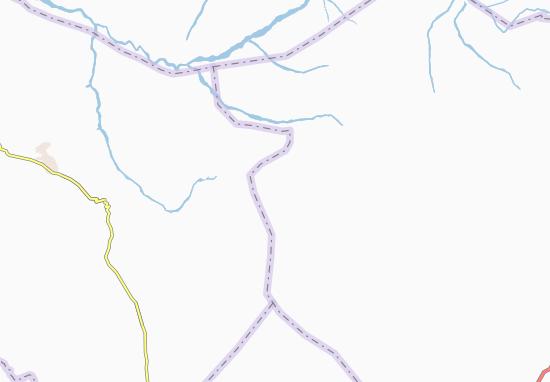 Carte-Plan Usmani
