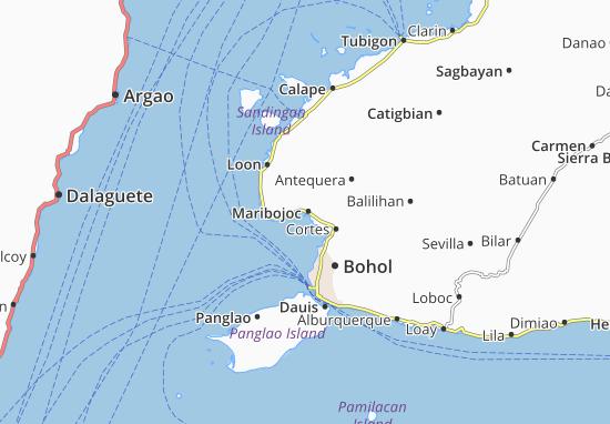 Mappe-Piantine Maribojoc
