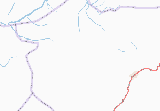 Carte-Plan Wayu Gamanya