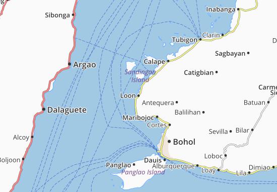Mappe-Piantine Loon