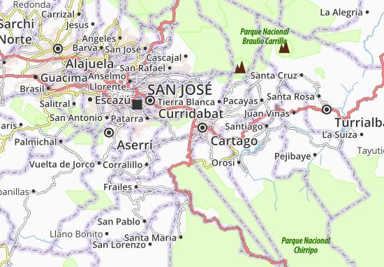 Guadalupe O Arenilla Map