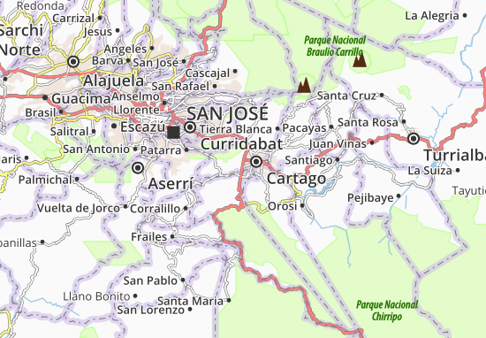 Mapas-Planos Guadalupe O Arenilla