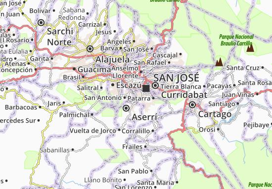 Mapas-Planos San Rafael Abajo