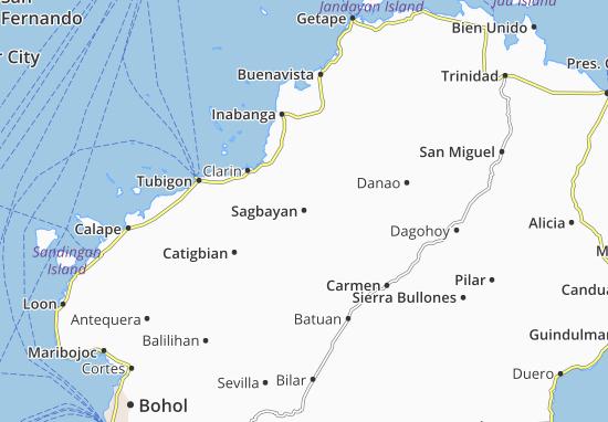 Mappe-Piantine Sagbayan