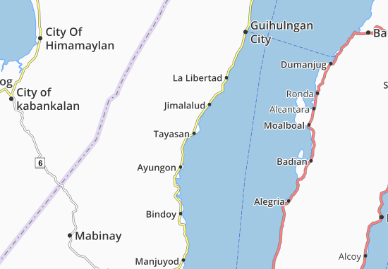 Mappe-Piantine Tayasan