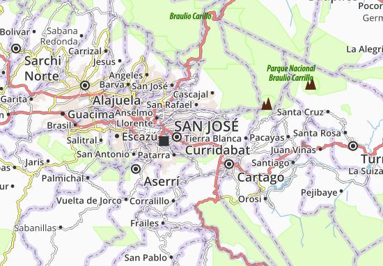 Mappe-Piantine Concepción