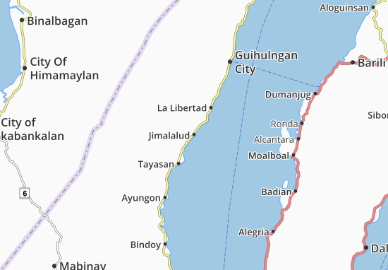 Mappe-Piantine Jimalalud