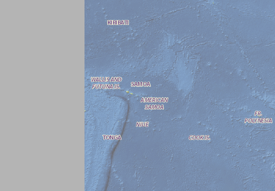 Mapas-Planos American Samoa