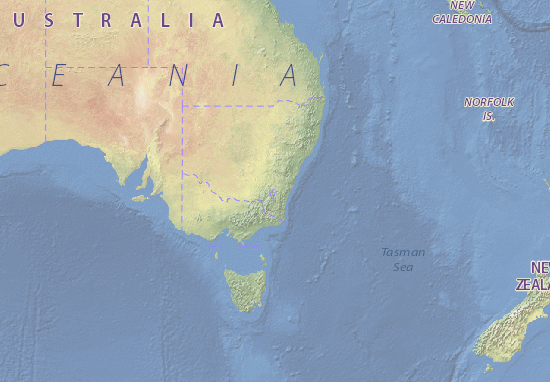 Carte Geographique Australie Gratuit Grand Format.Carte Detaillee Australie Plan Australie Viamichelin