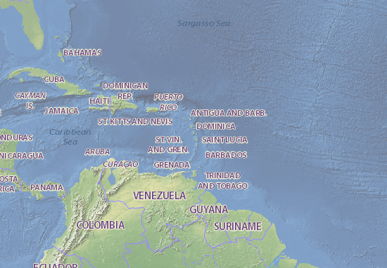 Dominica map detailed maps for the city of dominica viamichelin find any address on the map of dominica or calculate your itinerary to and from dominica find all the tourist attractions and michelin guide sciox Images