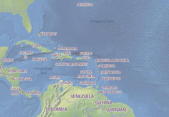 Vergini Isole Mappa Vergini Mappa Cartina Isole Americane Cartina Mappa Americane XuiOwPkTZ