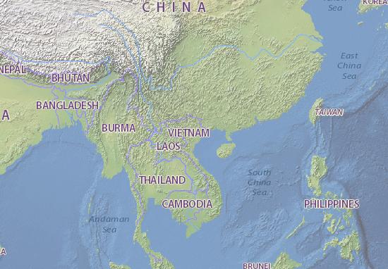 Mapas-Planos Việt Nam