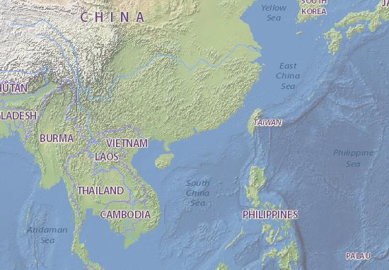 Map Of Macau Michelin Macau Map ViaMichelin - Macau map