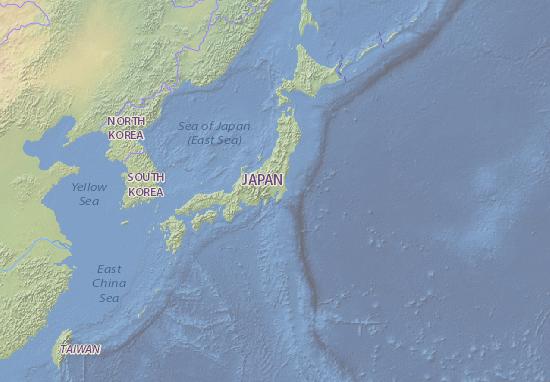 All ViaMichelin for Tokyo. Map of Japan   Michelin Japan map   ViaMichelin