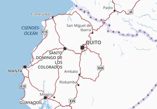 Mejia Map