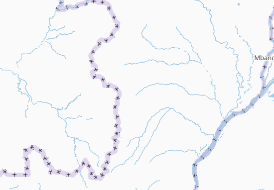 Carte-Plan Congo