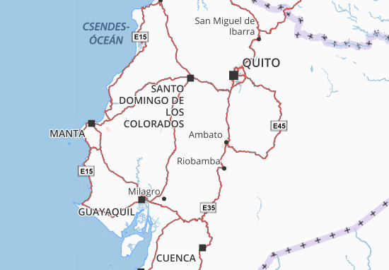 Pangua Map