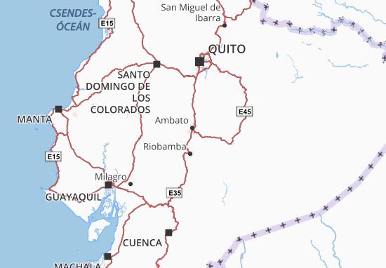 Mapas-Planos Cevallos