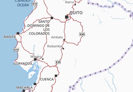 Mapas-Planos Penipe