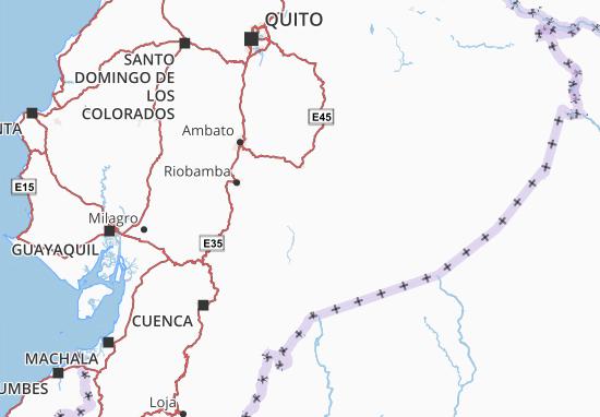 Pablo Sexto Map