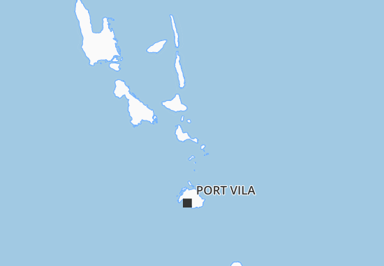 Mappe-Piantine Vanuatu