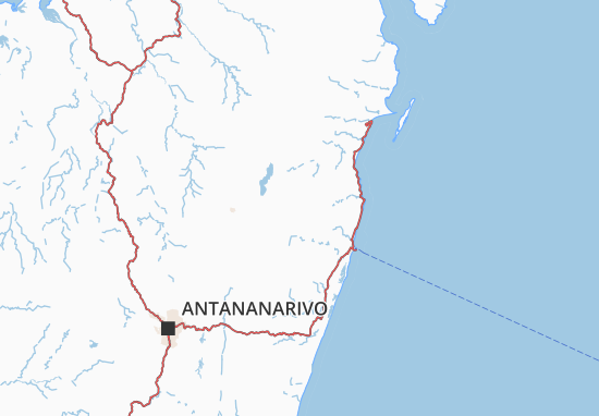 Carte-Plan Toamasina