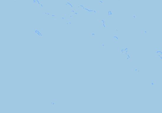 Mapas-Planos Polynésie Française