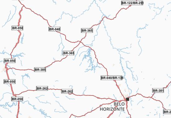 Mappe-Piantine Minas Gerais