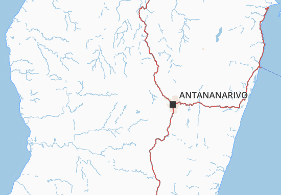 Carte-Plan Madagascar