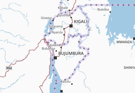 Ngozi Map