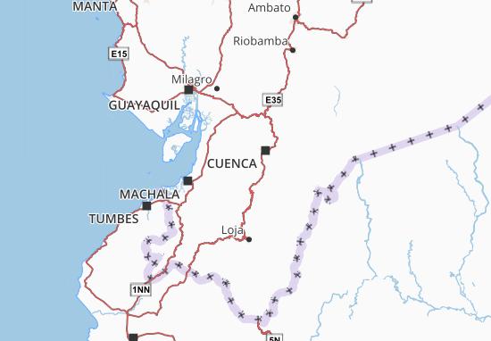 San Fernando Map