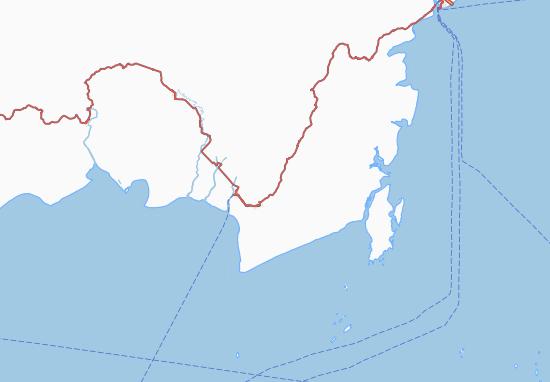 Banjar Map