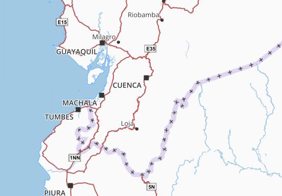 Mapas-Planos Nabón