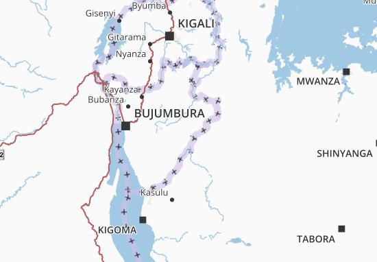 Mapas-Planos Ruyigi