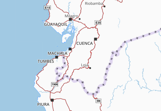 Mappe-Piantine Zaruma