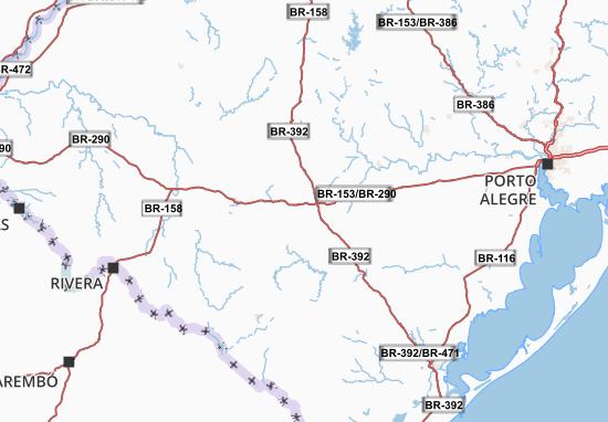 Mappe-Piantine Rio Grande do Sul
