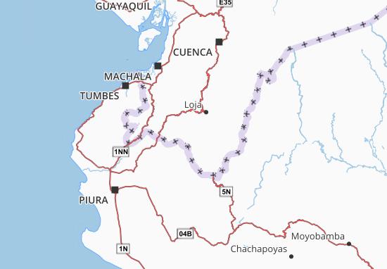 Carte-Plan Quilanga