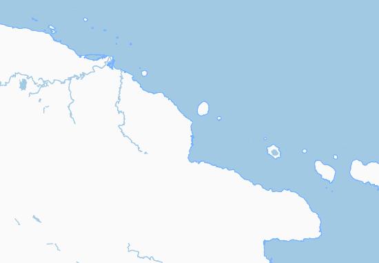 Mapas-Planos Madang