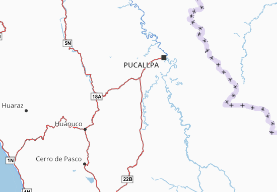 Carte-Plan Perú