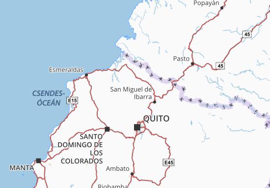 Imbabura Map