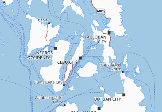 Mappe-Piantine Cebu