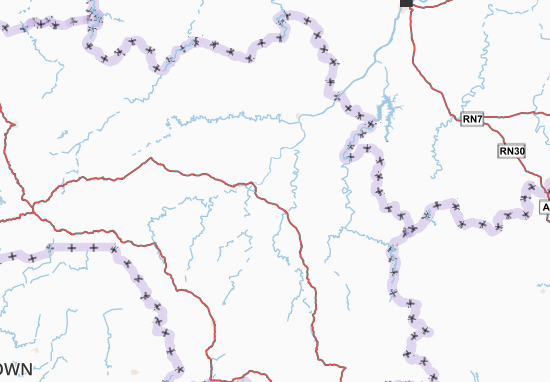 Mapas-Planos Kankan