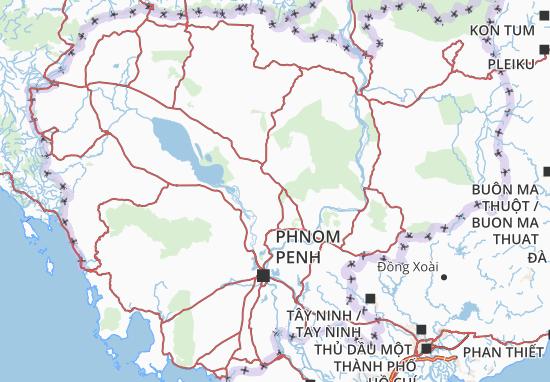 Mappe-Piantine Kampuchea