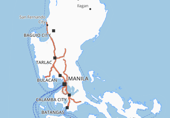 Mappe-Piantine Quezon