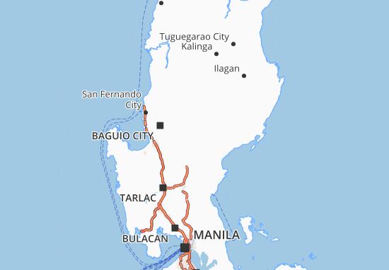 Mappe-Piantine Nueva Vizcaya