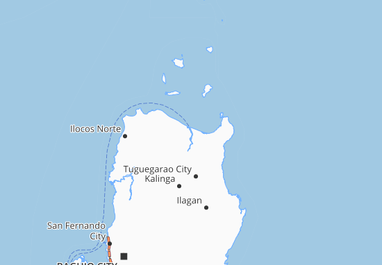 Mappe-Piantine Cagayan Valley