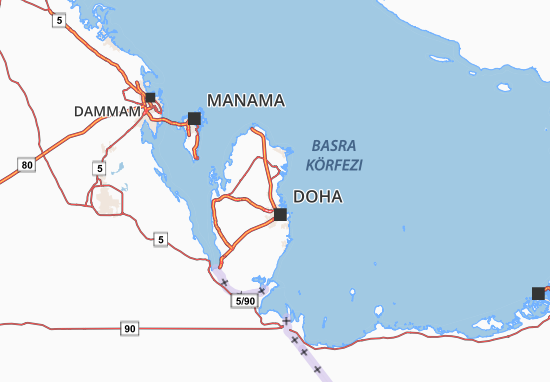 Mapas-Planos Al Dhaayen