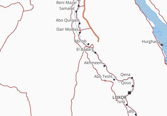 Mappe-Piantine Mişr