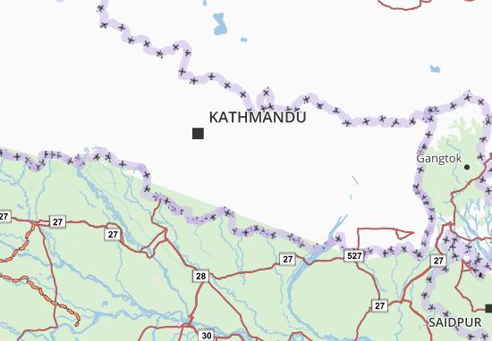 Mapas-Planos Janakpur